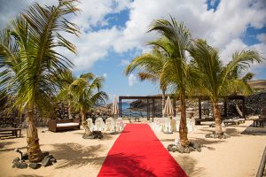 Destination wedding photographer in Lanzarote