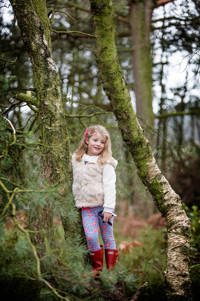 Fun, relaxed and natural portrait photography in Worcestershire