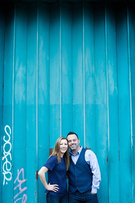 Pre Wedding Shoot at The Custard Factory.