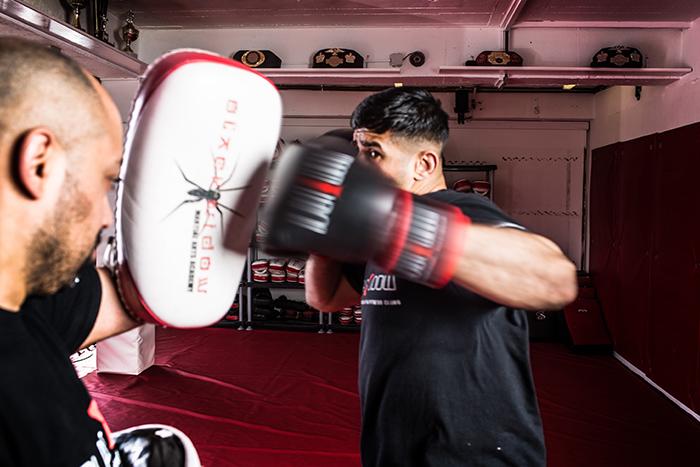 Martial Arts Photography at Black Widow
