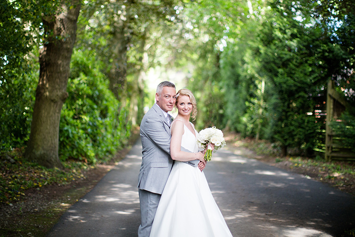 Wedding photography at Nuthurst Grange