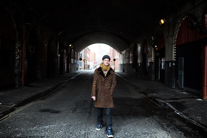 Singer/Songwriter portrait shoot