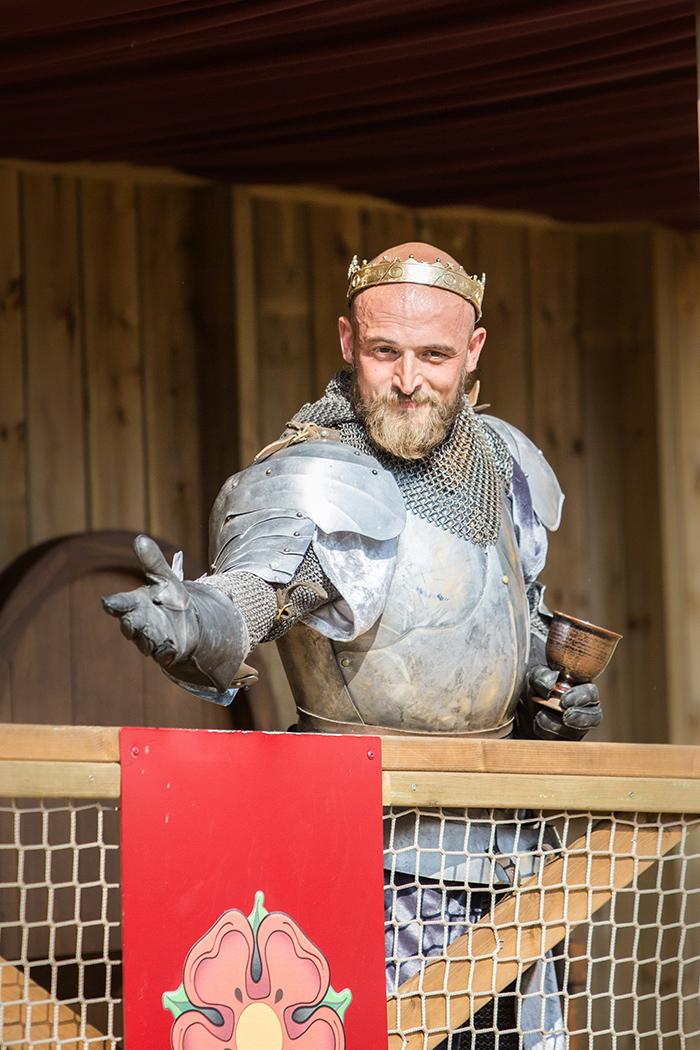 Warwick Castle Jousting