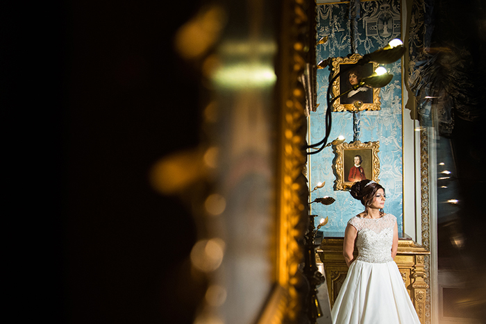 Wedding photography at Warwick Castle