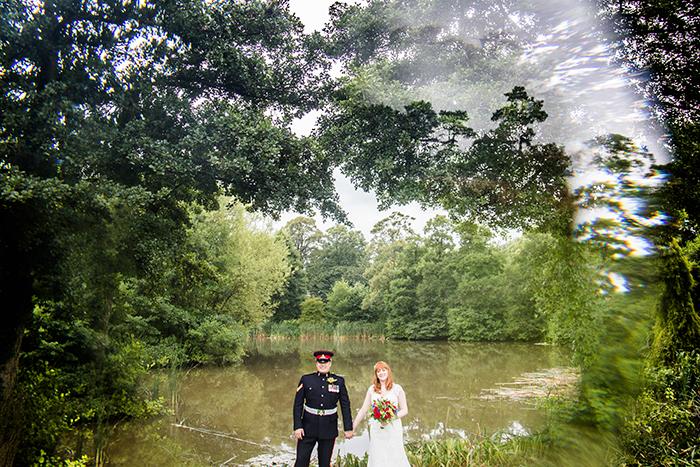 Wedding photography at Grafton Manor.