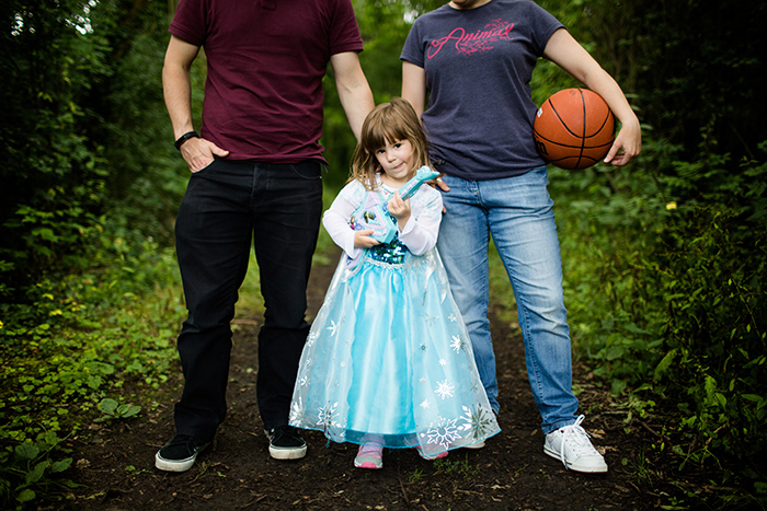 Family photo shoot, Redditch
