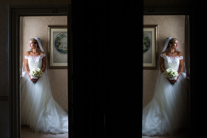 Wedding Photography at Brockencote Hall