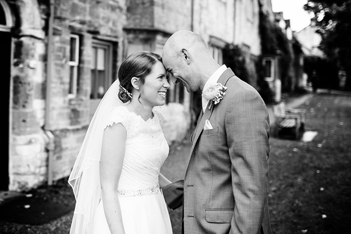 Wedding Photography at The Bay Tree Hotel, in Burford.