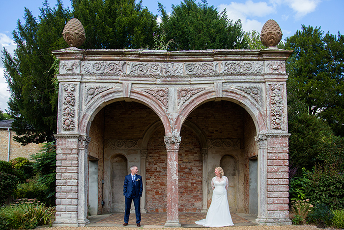 Wedding photography at Ettington Park Hotel.