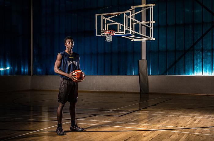 All City Basketball Photo Shoot