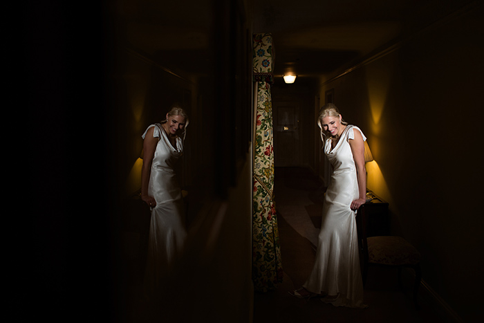 Wedding photography at Mallory Court