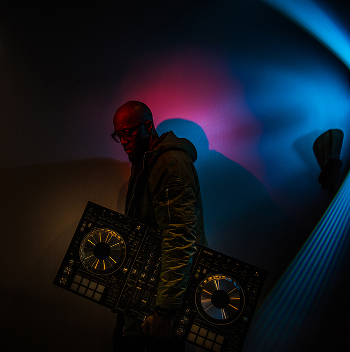 DJ Portrait Photography