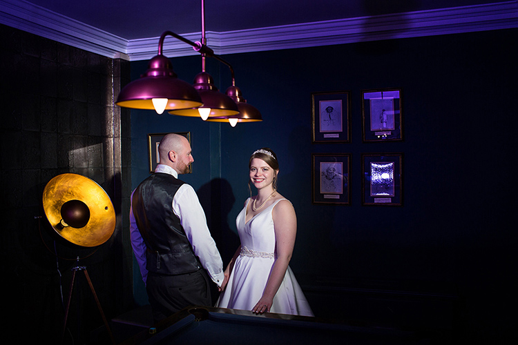 Wedding photography at The Wood Norton Hall Hotel.