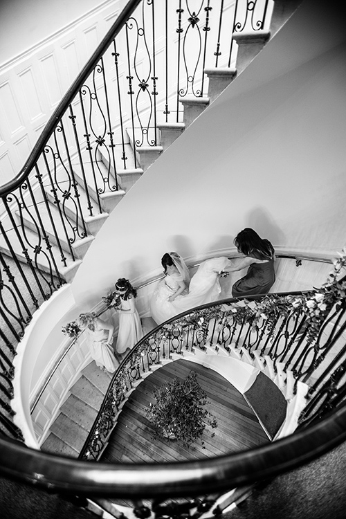Wedding photography at Eastington Park