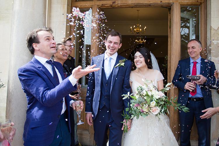 Wedding photography at Eastington Park
