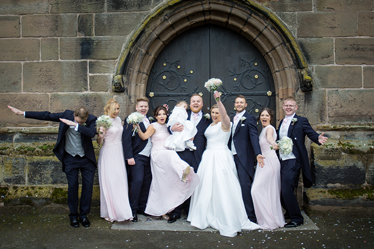 Wedding photography at Wootton Park