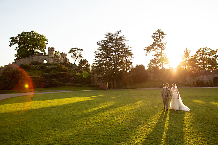 Wedding Photography from Warwick Castle