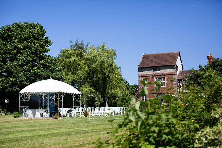 Wedding Photography at Albright Hussey