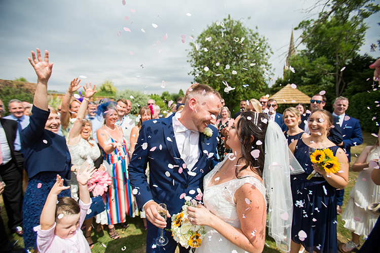 Wedding photography at The Manor House Hotel.