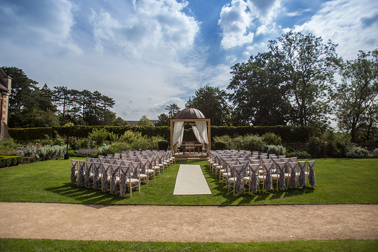 Wedding photography at The Wood Norton
