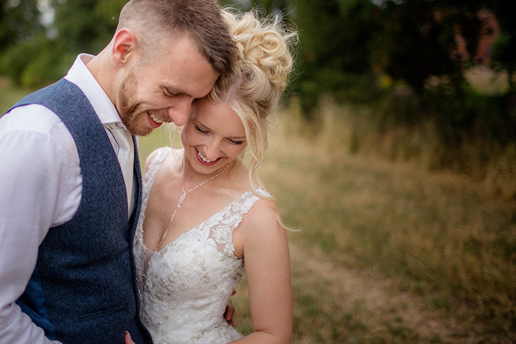 Wedding photography at The Moat House, Acton Trussell