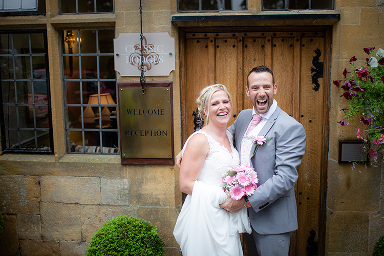 Wedding Photography at Charingworth Manor