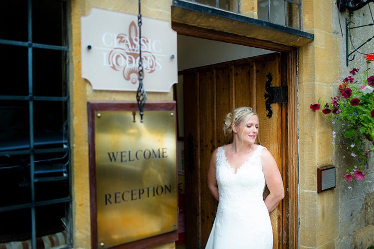 Wedding Photography at Charingworth Manor