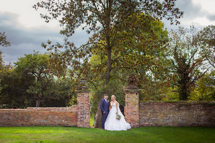 Wedding photography at Gorcott Hall.