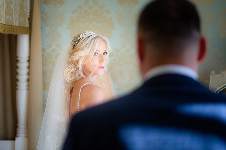 Wedding photography at Warwick House