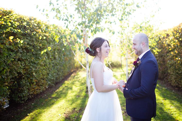 Wedding photography at The Granary Hotel.