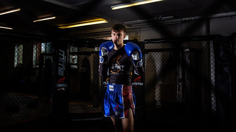 Redditch MMA photography