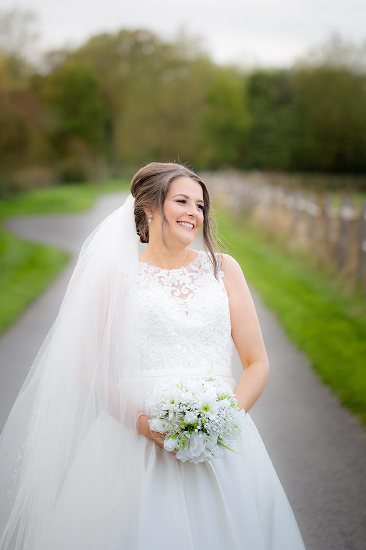 Wedding photography at Shustoke Barns