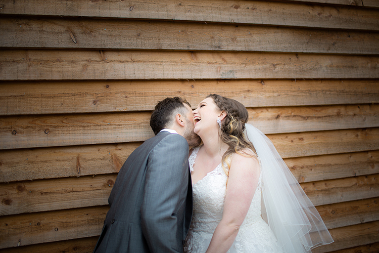 Wedding photography at The Mll Barns