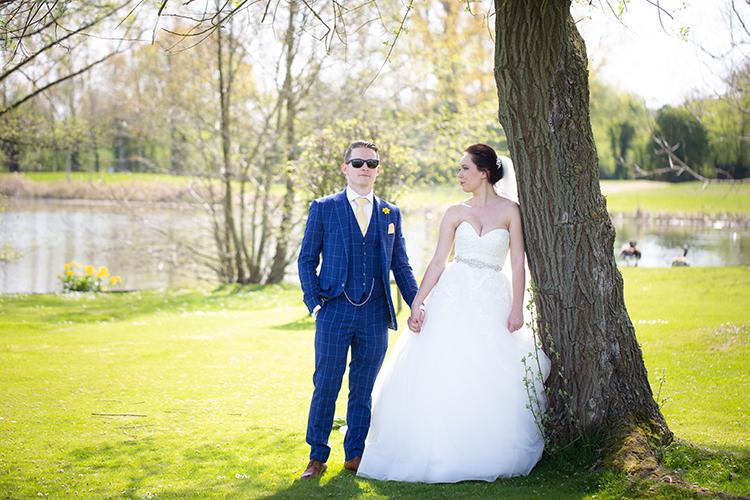 Wedding photography at Ardencote Manor