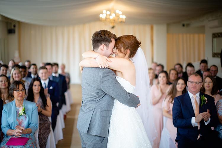 Wedding photography at Warwick House