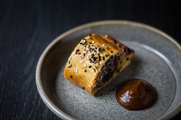 Sausage Roll at Craft Dining