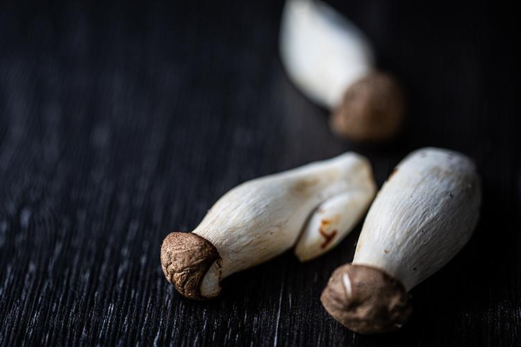 Mushrooms at Craft Dining