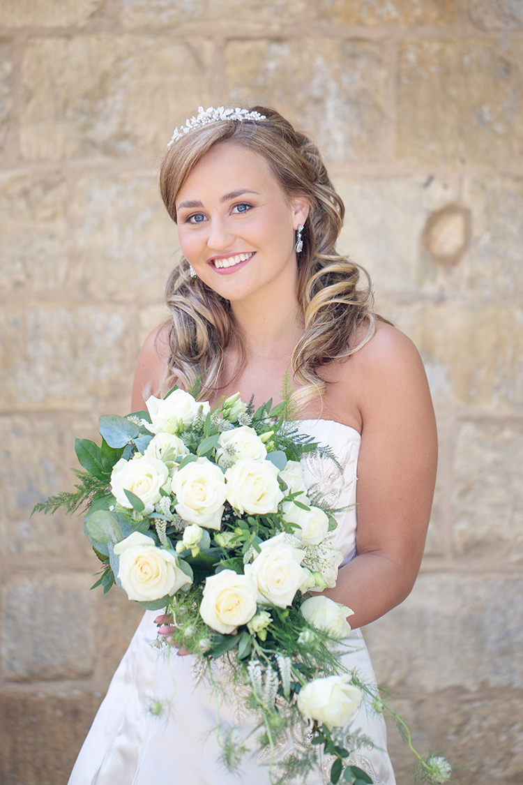 Cotswolds Bridal shoot