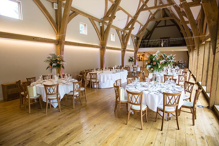 Wedding photography at The Mill Barns
