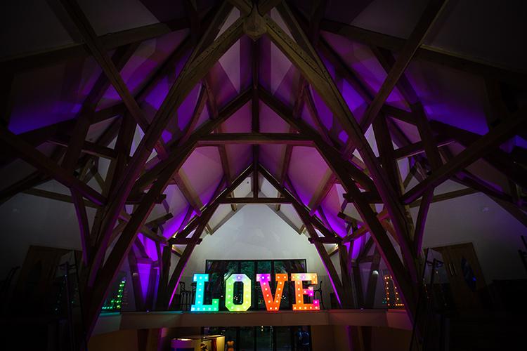 LOVE at The Mill Barns