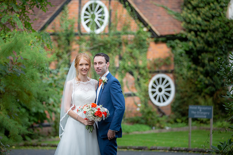 Wedding photography at The Old Rectory