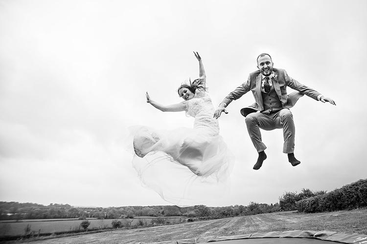 Wedding photography at Bordesley Park.