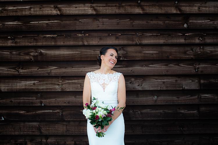 Wedding photography at Primrose Hill Farm