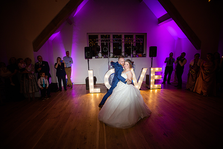 Wedding photography at Hyde House