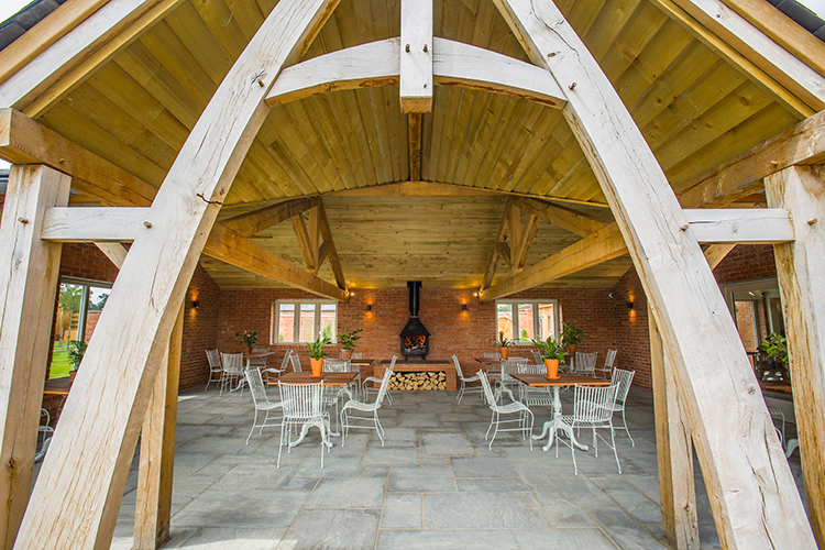 Wedding Photography at Cider Mill Barns