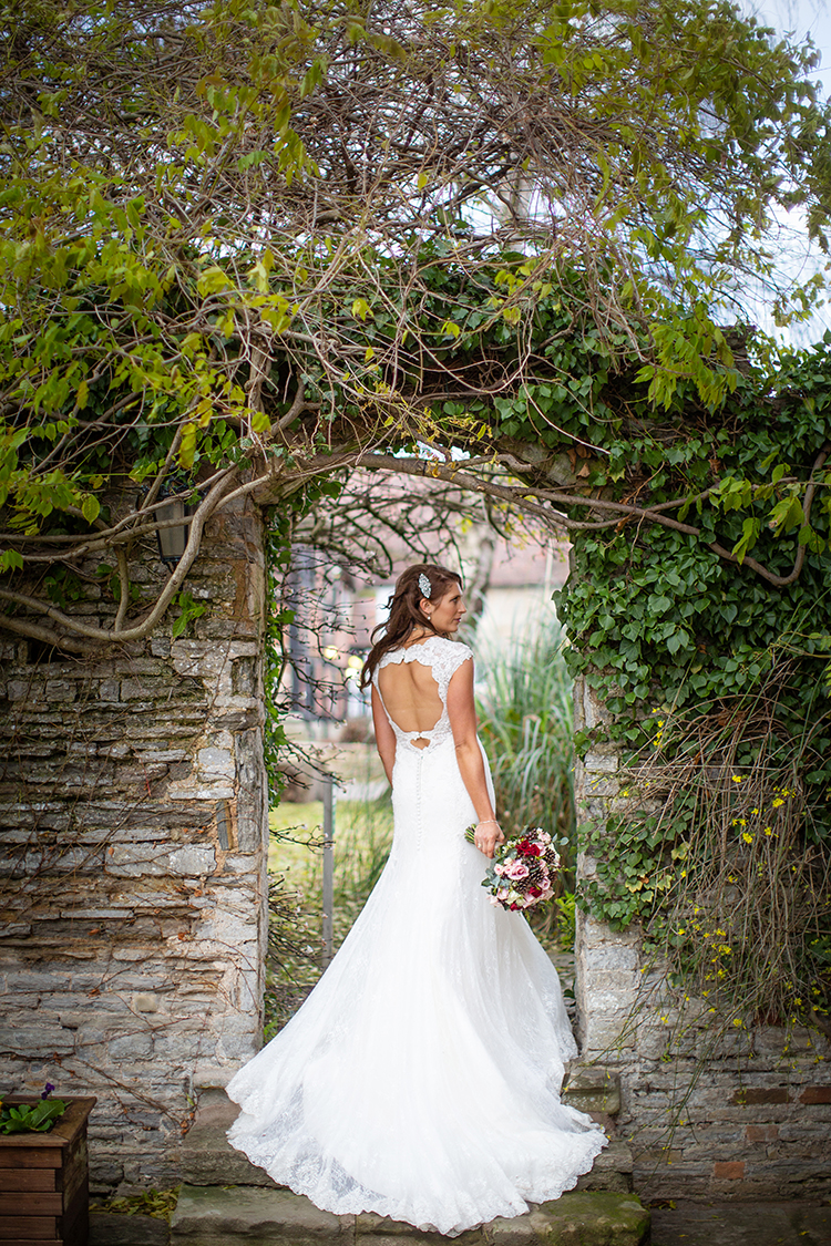 Wedding Photography at Salford Hall.