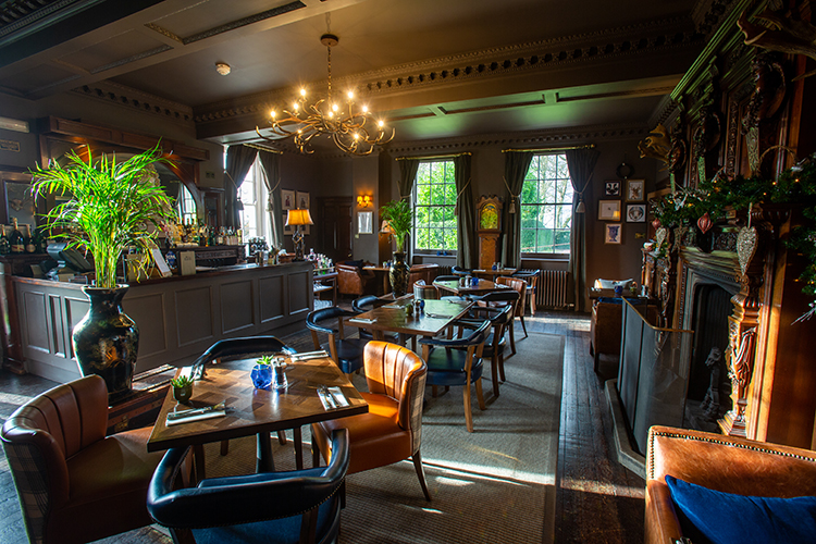 Badgers Bar & Grill, The Elms.