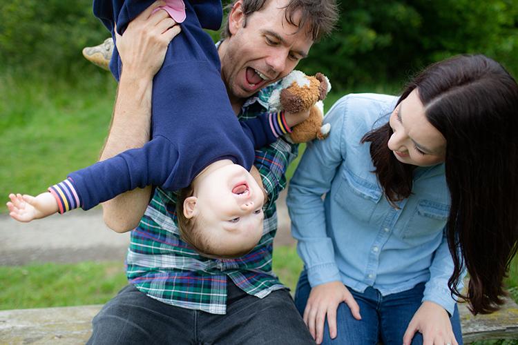 The Milburn's Family Photo Shoot