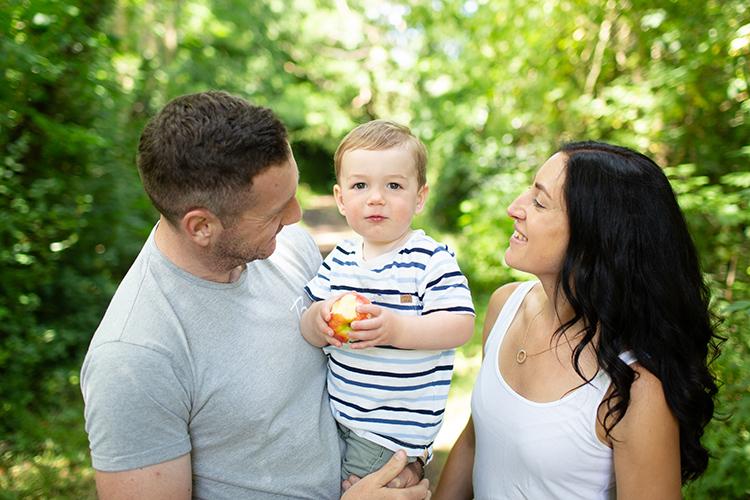 Hurly Family Photo Shoot