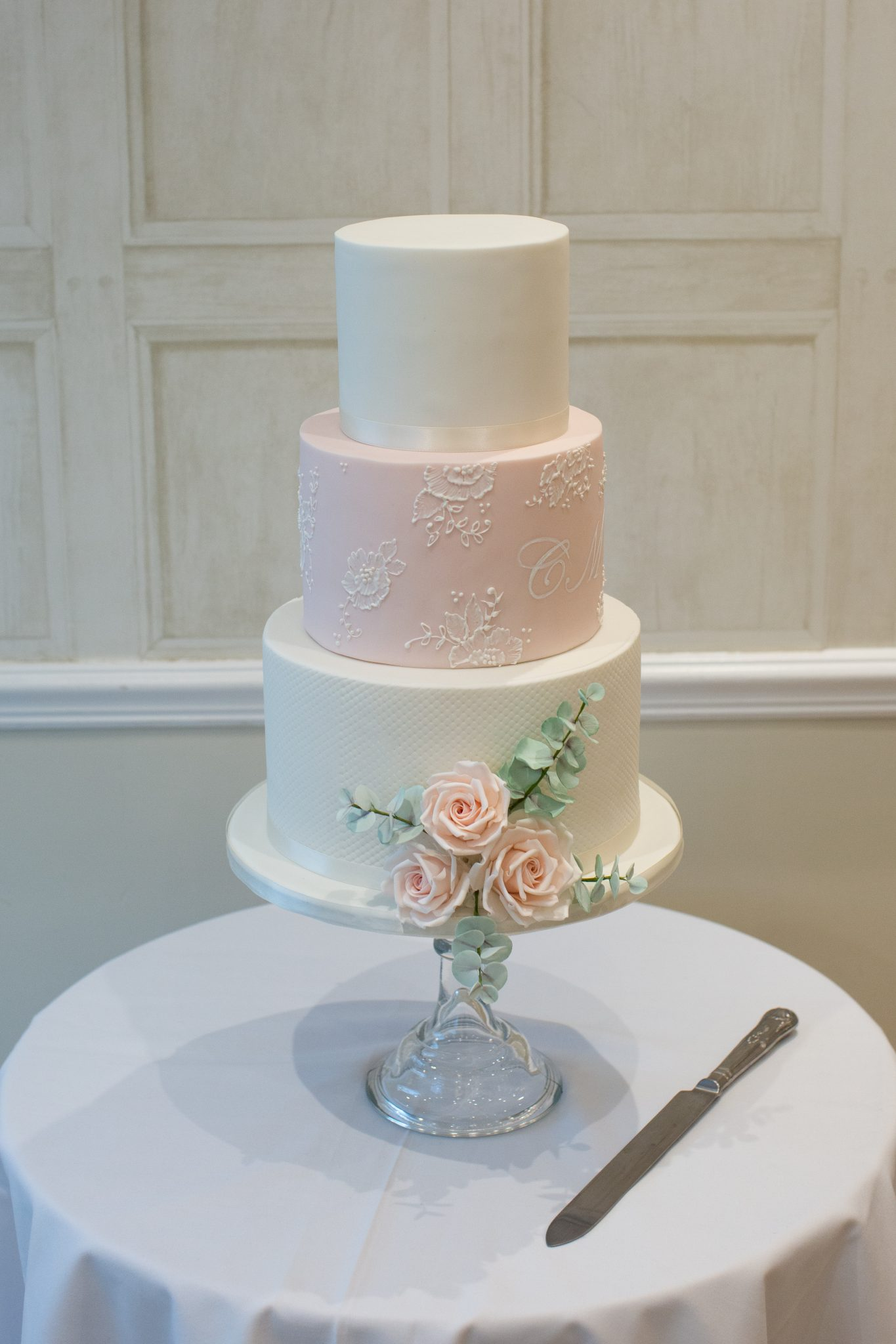 Wedding photography at Nuthurst Grange
